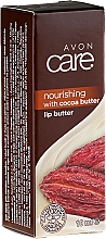 Fragrances, Perfumes, Cosmetics Cocoa Butter & Vitamin E Lip Balm - Avon Care Cocoa Butter Lip Balm