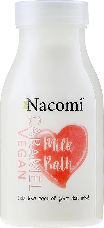 "Bath Milk ""Caramel"" - Nacomi Milk Bath Caramel"