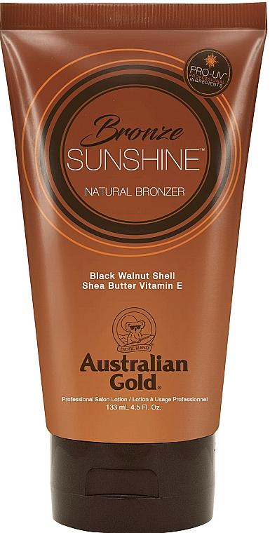 Tan Accelerator - Australian Gold Bronze Sunshine