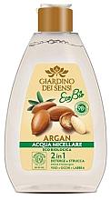 Fragrances, Perfumes, Cosmetics Micellar Water - Giardino Dei Sensi Eco Bio Argan Micellar Water