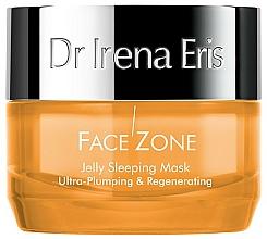 Fragrances, Perfumes, Cosmetics Face Mask - Dr Irena Eris Face Zone Jelly Sleeping Mask Ultra-Plumping & Regenerating