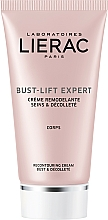 Fragrances, Perfumes, Cosmetics Breast and Decollete Recontouring Cream - Lierac Bust-Lift Expert Recontouring Cream