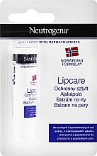 Fragrances, Perfumes, Cosmetics Protective Lipstick - Neutrogena Norwegian Formula Lipcare SPF4
