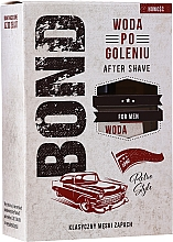 Fragrances, Perfumes, Cosmetics After Shave Lotion - Bond Retro Style After Shave Lotion