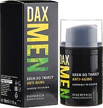 Fragrances, Perfumes, Cosmetics Moisturizing Anti-Wrinkle Cream for Men - DAX Men
