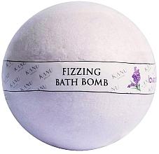 "Fragrances, Perfumes, Cosmetics Bath Bomb ""Lavender"" - Kanu Nature Bath Bomb Lavender"
