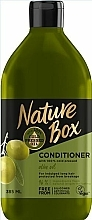 Fragrances, Perfumes, Cosmetics Olive Oil Care Long Hair Conditioner - Nature Box Conditioner Olive Oil