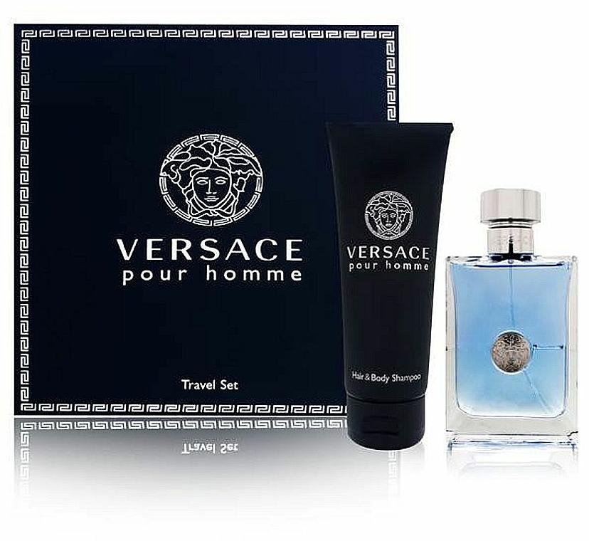 Versace Versace Pour Homme - Set (edt/100ml + sh/gel/100ml)