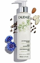 Gentle Face and Eye Makeup Cleansing Milk - Caudalie Cleansing & Toning Gentle Cleanser — photo N3