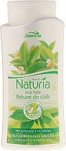 Fragrances, Perfumes, Cosmetics Body Balm with Green Tea - Joanna Naturia Body Balm