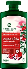 "Fragrances, Perfumes, Cosmetics Bath Milk ""Wild Rose & Rose Hips"" - Farmona Herbal Care"