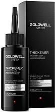Fragrances, Perfumes, Cosmetics Thickening Fluid - Goldwell System Thickening Fluid For Oxidative Color And Lightener