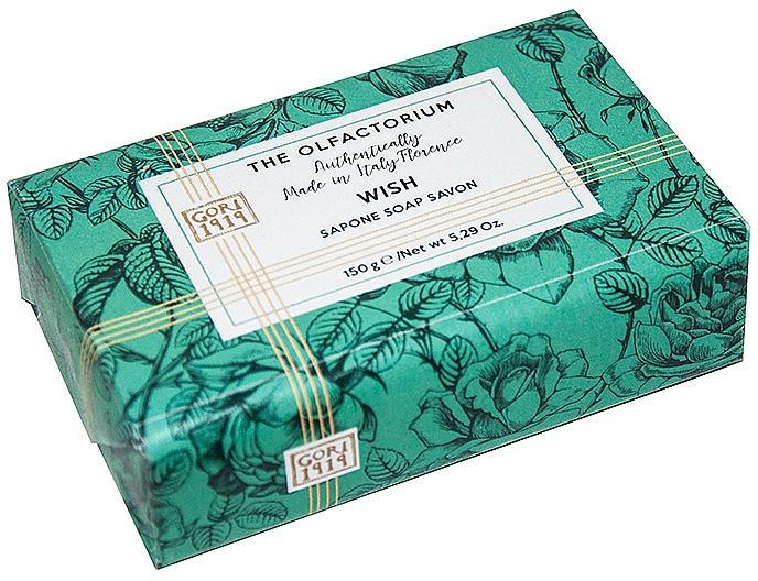 Soap - Gori 1919 The Olfactorium Wish Soap — photo N1