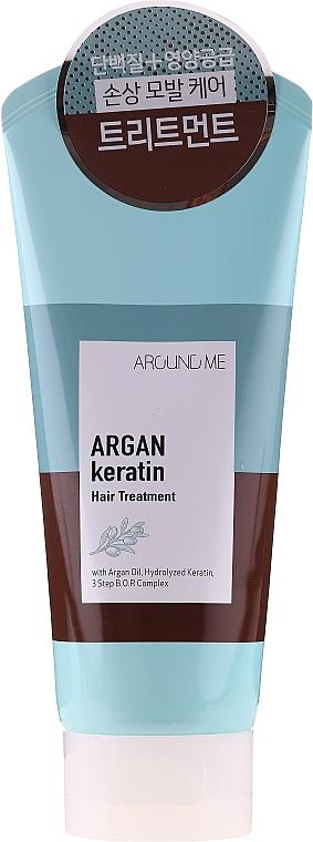 Hair Mask - Welcos Around Me Argan Keratin Hair Treatment