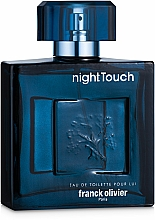 Fragrances, Perfumes, Cosmetics Franck Olivier Night Touch - Eau de Toilette