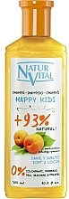 Fragrances, Perfumes, Cosmetics Baby Shampoo - Natur Vital Happy Kids Hair Shampoo