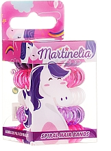 "Fragrances, Perfumes, Cosmetics Hair Brush ""Unicorn"", 5 pcs - Martinelia"