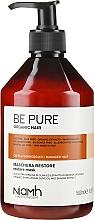 Fragrances, Perfumes, Cosmetics Repair Damaged Hair Mask - Niamh Hairconcept Be Pure Restore Mask