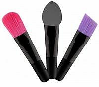 Fragrances, Perfumes, Cosmetics 3 Eye and Lip Applicators - Vipera Magnetic Play Zone