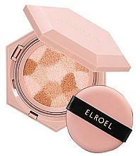 Fragrances, Perfumes, Cosmetics Foundation Cushion - Elroel Blending Compact Cushion