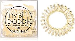 Fragrances, Perfumes, Cosmetics Hair Ring - Invisibobble Original You`re Golden