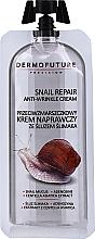 Fragrances, Perfumes, Cosmetics Snail Mucus Anti-Wrinkle Cream - Dermofuture Snail Repair Anti-Wrinkle Cream