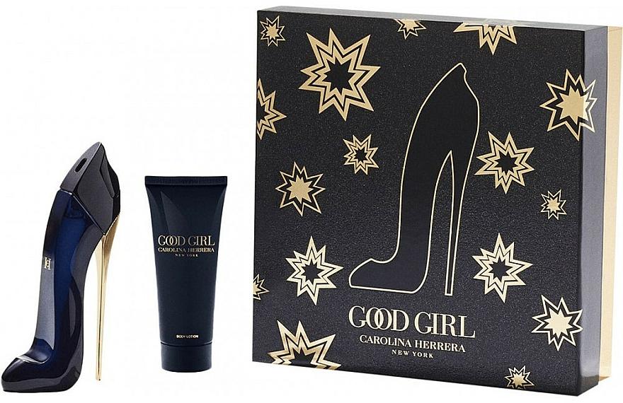 Carolina Herrera Good Girl - Set (edp/50ml + b/lot/75ml)