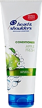 "Fragrances, Perfumes, Cosmetics Anti-Dandruff Hair Conditioner ""Apple Fresh"" - Head & Shoulders Apple Fresh"