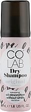 Fragrances, Perfumes, Cosmetics Dry Shampoo with Bergamot & Rose Scent - Colab Original Dry Shampoo