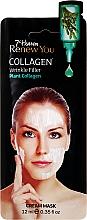 Fragrances, Perfumes, Cosmetics Face Cream-Mask - 7th Heaven Renew You Collagen Cream Mask