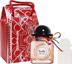 Fragrances, Perfumes, Cosmetics Hermes Twilly D'Hermes - Set (edp/50ml + ceramic to perfume)