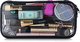 "Fragrances, Perfumes, Cosmetics Clear Makeup Bag ""Visible Bag"" 25x12x8 cm (without filling) - MakeUp"