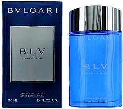 Fragrances, Perfumes, Cosmetics Bvlgari BLV Man After Shave Lotion - After Shave Lotion