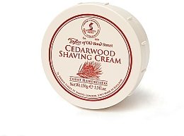 "Fragrances, Perfumes, Cosmetics Shaving Cream ""Cedar"" - Taylor of Old Bond Street Cedarwood Shaving Cream Bowl"