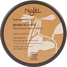 "Fragrances, Perfumes, Cosmetics Organic Shea Butter ""Vanilla"" - Najel"
