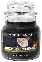 """Fragrances, Perfumes, Cosmetics Scented Candle """"Midsummer's Night"""" - Yankee Candle Midsummer's Night"""