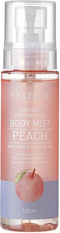 "Body Mist ""Peach"" - Welcos Around Me Natural Perfume Vita Body Mist Peach"