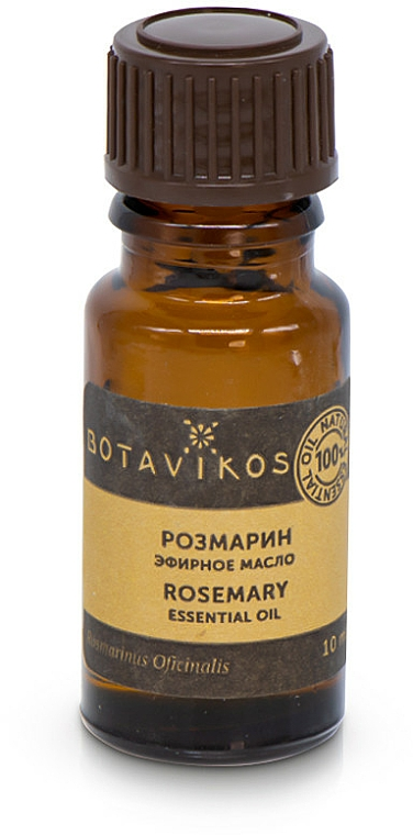 "Essential Oil ""Rosemary"" - Botavikos Essential Oil"