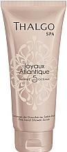 "Fragrances, Perfumes, Cosmetics Exfoliating Shower Gel ""Atlantic Jewels"" - Thalgo Atlantic Jewels Shower Scrub"