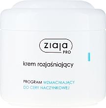 Fragrances, Perfumes, Cosmetics Brightening Face Cream - Ziaja Pro Lightening Cream