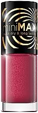 Fragrances, Perfumes, Cosmetics Nail Polish - Eveline Cosmetics Mini Max