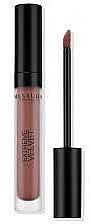 Liquid Lipstick - Mesauda Milano Extreme Velvet Matte Liquid Lipstick