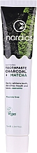 Fragrances, Perfumes, Cosmetics Whitening Charcoal & Matcha Toothpaste - Nordics Whitening Charcoal Matcha Tooshpaste
