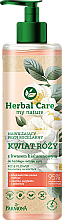 "Fragrances, Perfumes, Cosmetics Moisturizing Micellar Water ""Rose Flower"" - Farmona Herbal Care Micellar Water"