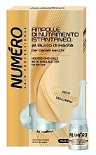 Fragrances, Perfumes, Cosmetics Nourishing Shea Butter Hair Lotion - Brelil Numero Nourishing Vials For Hair With Shea Butter