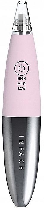 Vacuum Facial Cleanser - Xiaomi InFace MS7000 Pink