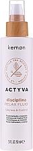 Fragrances, Perfumes, Cosmetics Fluid Spray for Unruly Hair - Kemon Actyva Disciplina Relax Fluid