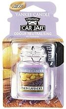 "Fragrances, Perfumes, Cosmetics Air Freshener ""Lemon with Lavender"" - Yankee Candle Lemon Lavender Jar Ultimate"