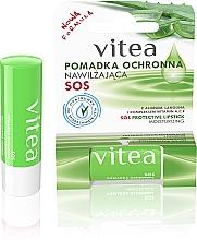 Fragrances, Perfumes, Cosmetics Moisturizing Lip Balm - Vitea SOS Lipbalm