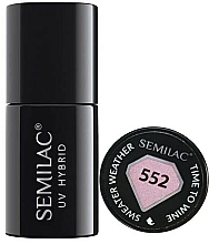 Fragrances, Perfumes, Cosmetics Nail Polish - Semilac UV Hybrid Sweater Weather